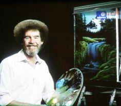Happy Trees! <3 Bob Ross