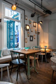mums cafe | karakoy | istanbul on Behance