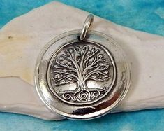 Tree of life Tree Necklace, Tree Of Life, Pendants, Personalized Items, Unique, Handmade, Etsy, Jewelry, Hand Made