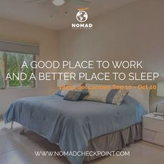 This could be your bedroom for  30 days. Join our program in Playa del Carmen Mexico #digitalnomads #entrepreneur #retreatinmexico #coworking #coliving #startuplife #freelancer #nomore9to5 #nomadretreat #nomadlifestyle #entrepreneurship #communitybuilding #networking #startup #camp #workandplay