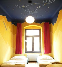 Dresden - Hostel -  Louisenstrasse 77