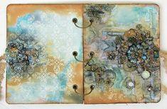 Joycekers : Art Journal - Finnabair Style