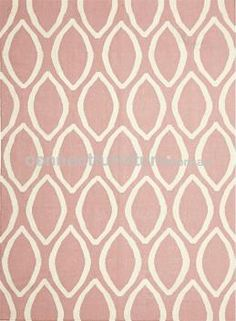 Soft Pink Flat Weave Oval Print Wool Rug by Network Rugs. Get it now or find more All Rugs at Temple & Webster. Affordable Rugs, Affordable Bedding, Dhurrie Rugs, Cheap Rugs, Rug Store, Homewares Online, Tribal Patterns, Buy Rugs, Rugs Online