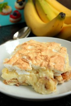 Serve is hot or cold, this Homemade Southern Banana Pudding is going to be loved by all! Roasting the banana gives it a richer banana flavor too!