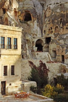 Yunak Evleri - Cappadocia Cave Hotel, we stayed there this summer in Turkey, amazing hotel