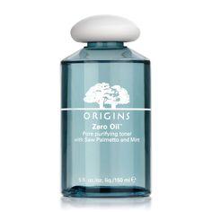 Origins Zero Oil Pore Purifying Toner With Saw Palmetto And Min