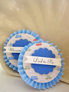 Baby Shower Decoration Mommy and Dad to Be Party by TheBohoBride