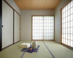 ダブルポイド・ハウス//和室