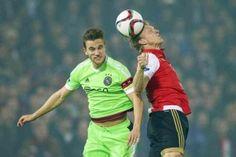 Joël Veltman was na afloop van de Klassieker gematigd tevreden. De verdediger vond dat Ajax in de eerste helft slordig was, maar vervolgens wel karakter heeft getoond en terecht met 1-1 gelijk heeft gespeeld.