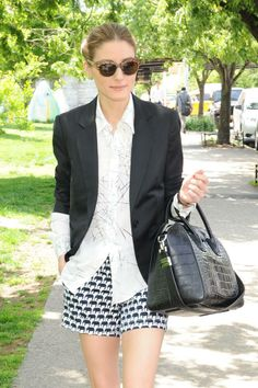 olivia palermo - summer outfit