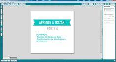Aprender a trazar en Silhouette Studio Parte 4 (Español)