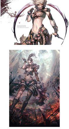 Guild Wars 2  by Hyojin Ahn