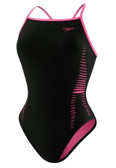 Extreme Back Laser Cut - Speedo Endurance Lite® - Racing & Training - Speedo USA Swimwear $66
