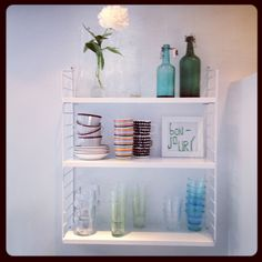 The string shelf - my favorite design classic of all times.