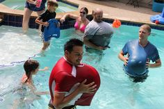 baby shower game Pregnant swimming race