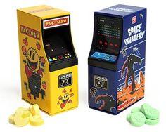 Arcade Cabinet Candy