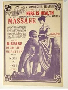 Who knew Fertility Massage had been around so long? Lol!