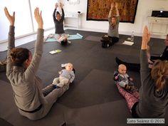 Mummy & Baby Yoga January 2015 Ibiza Perspectives