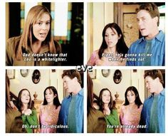 Phoebe, Leo, Prue, and Piper