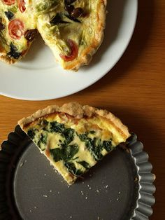 CHEZ LUCIE: Quiche Quiche, Pizza, Breakfast, Food, Morning Coffee, Essen, Quiches, Meals, Yemek