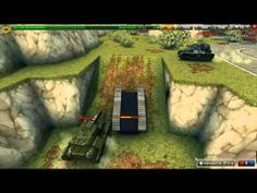 Tanki Online Raw - Gameplay 1 - Tanki Online is a Free to play 3D arcade style, tanks Shooter MMO Game playable in any internet browser