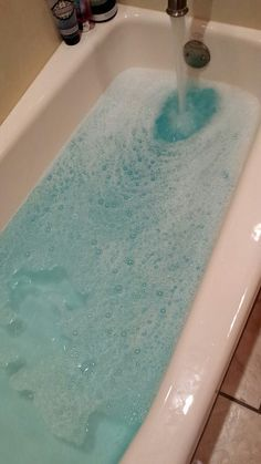 I made bath bombs! Super easy to make! Heres how: 2 cups of baking soda Half a cup of cream of tartar or 1 cup of citric acid (cream of tartar is much easier to find) 1 cup of Epsom salt (I added half...