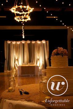 Unforgettable Weddings Sudbury Ontario Wedding Decor, Party Decor, Special Event Decor #weddingdecor #wedding #decor #vintage #shabbychic #masonjars Wedding Decorations, Wedding Ideas, Event Decor, Ontario, Special Events, Mason Jars, Photo Galleries, Shabby Chic, Chandelier