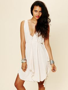 Free People Sweet Petals Dress, $78.00...I'm really feeling Free People's designs