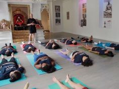 How NY Teens Use Yoga to Overcome Domestic Violence