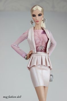 Spring Collection New outfit for Fashion Royalty/ FR 12 '/ FR/11 | Flickr - Photo Sharing!
