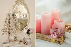 Pastel-Christmas-Décor-Ideas