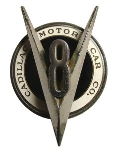 Cadillac car Badge
