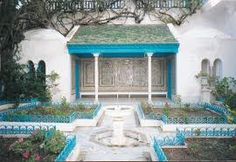 persian garden fountains - Google Search