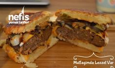 Evde Mükemmel Hamburger(nusret Tadında)