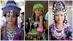 December Festivals in Thailand hmong New Year