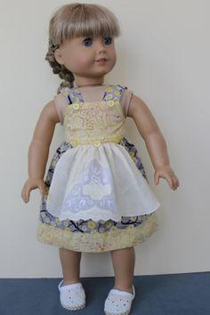 American Girl Doll Clothes  Contemporary Sun by ForAllTimeDesigns, $25.00