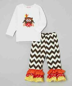 Fall outfit for my girls...