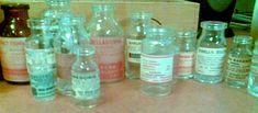 Radioactive water bottles