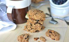 Paleo Breakfast Cookies  #AgainstAllGrain