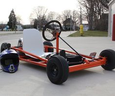 How to Make an Electric Go Kart