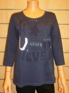 Tee-shirt imprimé 205603 CECIL 511