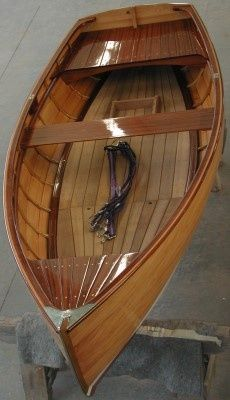13ft Rowing Boat