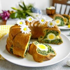 Easter Recipes, Salmon Burgers, Avocado Toast, Food Art, Sushi, Paleo, Food And Drink, Appetizers, Low Carb