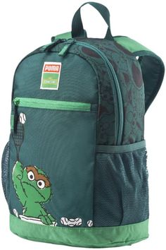 Pin for Later: 100 Backpacks For Back to School All Under $50 Puma Sesame Street Backpack Puma Sesame Street Backpack ($35) Kids Backpacks, Parenting Tips, Toddler Girl, Back To School, Toddlers, Purses, Mom, Street, Girls