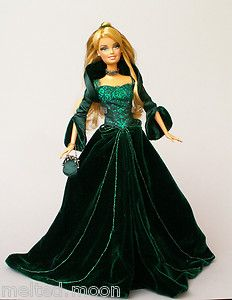 2004 Holiday Celebration Christmas Barbie Doll