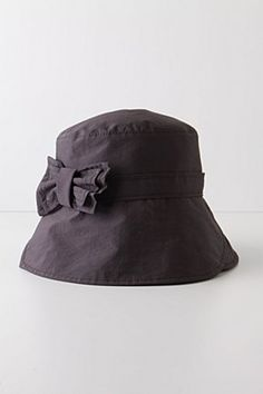 I'm on the lookout for a chic spring rain hat (there is such a thing). Let me know if you spot any. My rain/trench coat is red if that inspires you at all.