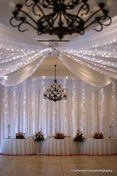 Venue Fairy lights