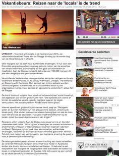 Rtv utrecht.nl - Cherry Picker's reistrends 2015 in de media