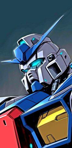 Gundam Head, Gundam Art, Clash Of Clans Game, Gundam Exia, Gundam Wallpapers, Gundam Mobile Suit, Gunpla Custom, Mecha Anime, Ex Machina