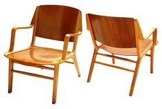 Fritz Hanson, AX Chairs